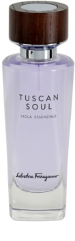 Salvatore Ferragamo Tuscan Soul Quintessential Collection Viola Essenziale toaletní voda unisex 75 ml