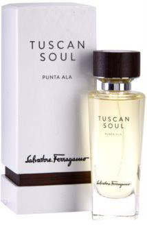 Salvatore Ferragamo Tuscan Soul Quintessential Collection Punta Ala toaletní voda unisex 75 ml