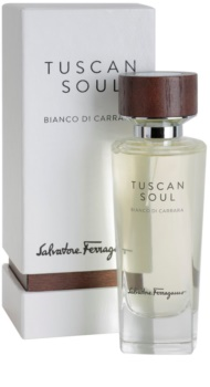 Salvatore Ferragamo Tuscan Soul Quintessential Collection: Bianco Di Carrara toaletní voda unisex 75 ml