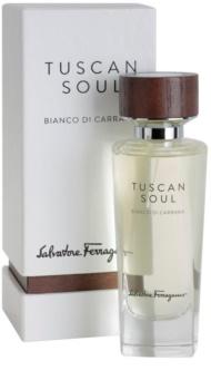 Salvatore Ferragamo Tuscan Soul Quintessential Collection Bianco Di Carrara woda toaletowa unisex 75 ml