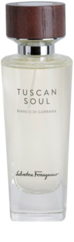 Salvatore Ferragamo Tuscan Soul Quintessential Collection: Bianco Di Carrara Eau de Toilette unisex 75 ml