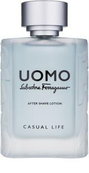 Salvatore Ferragamo Uomo Casual Life тонік після гоління для чоловіків 100 мл