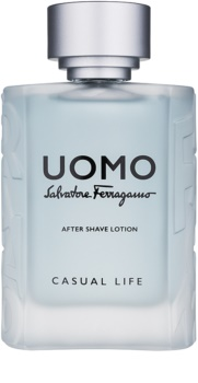 Salvatore Ferragamo Uomo Casual Life voda po holení pro muže 100 ml