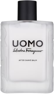 Salvatore Ferragamo Uomo After Shave Balm for Men 100 ml