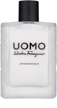 Salvatore Ferragamo Uomo bálsamo after shave para homens 100 ml