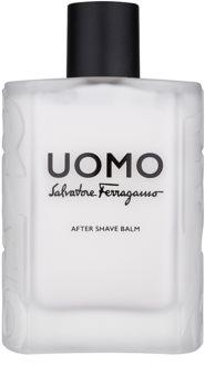 Salvatore Ferragamo Uomo balzám po holení pre mužov 100 ml