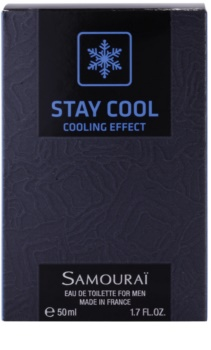 Samourai Stay Cool eau de toilette pentru barbati 50 ml