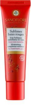 Sanoflore Sublimes baies rouges hidratáló krém tonizáló