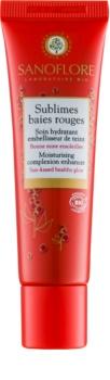 Sanoflore Sublimes baies rouges tónovací hydratačný krém