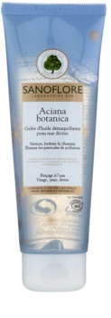 Sanoflore Aciana Botanica Gel Facial Cleanser for Radiance and Hydration