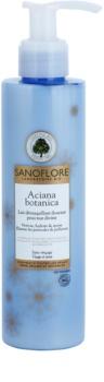 Sanoflore Aciana Botanica Cleansing Milk With Moisturizing Effect