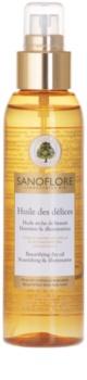 Sanoflore Corps óleo seco para rosto, corpo e cabelo