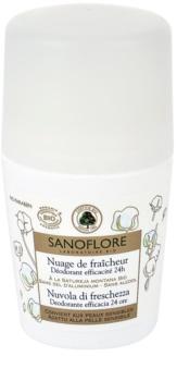 Sanoflore Déodorant дезодорант кульковий 24 години