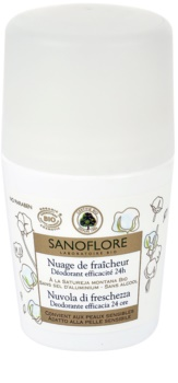 Sanoflore Déodorant desodorante roll-on  24h