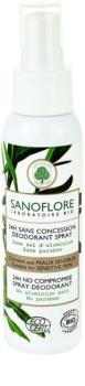 Sanoflore Déodorant Desodorizante em spray sem amoniaco 24 h