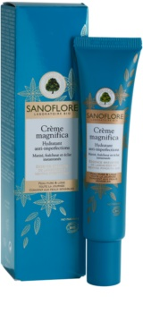 Sanoflore Magnifica crema hidratante para pieles con imperfecciones