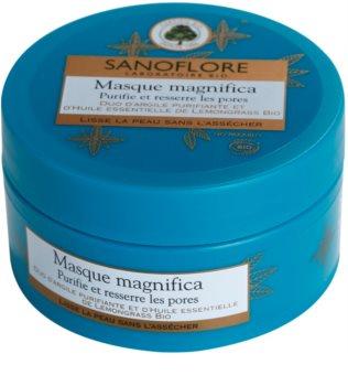 Sanoflore Magnifica čisticí maska pro pleť s nedokonalostmi