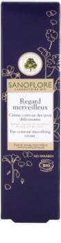 Sanoflore Merveilleuse vyhladzujúci očný krém proti vráskam