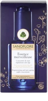 Sanoflore Merveilleuse Nachtpflege gegen Falten