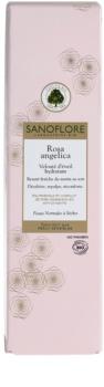 Sanoflore Rosa Angelica rozjasňujúci hydratačný krém pre normálnu až suchú pleť