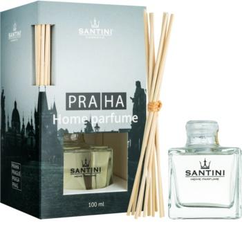 SANTINI Cosmetic Praha aroma diffúzor töltelékkel 100 ml