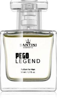 SANTINI Cosmetic PEGO Legend парфумована вода для чоловіків 50 мл