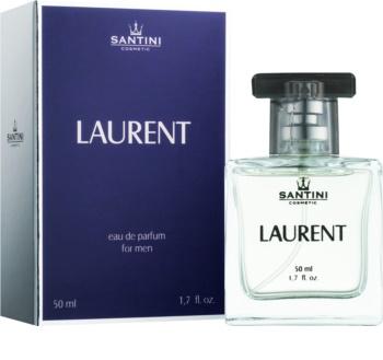 SANTINI Cosmetic Laurent eau de parfum pentru barbati 50 ml