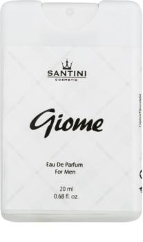 SANTINI Cosmetic Giome Eau de Parfum für Herren 20 ml Travelpack