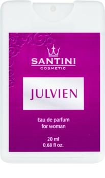 SANTINI Cosmetic Julvien eau de parfum pentru femei 20 ml set pentru voiaj