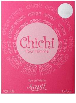 Sapil Chichi eau de toilette pour femme 100 ml