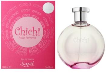 Sapil Chichi eau de toilette pentru femei 100 ml