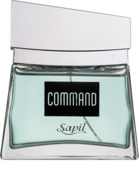 Sapil Command Eau de Parfum para homens 100 ml