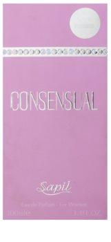 Sapil Consensual eau de parfum nőknek 100 ml