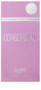 Sapil Consensual eau de parfum pentru femei 100 ml