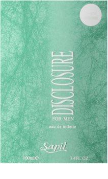 Sapil Disclosure toaletná voda pre mužov 100 ml