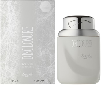 Sapil Disclosure White eau de toilette pentru barbati 100 ml