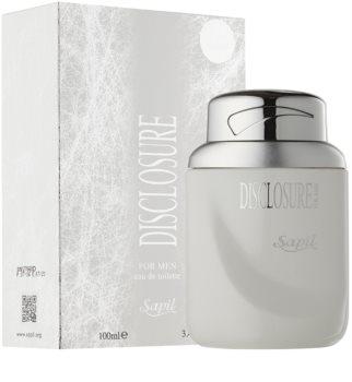 Sapil Disclosure White Eau de Toilette for Men 100 ml