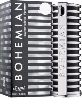 Sapil Bohemian Eau de Toilette for Men 80 ml