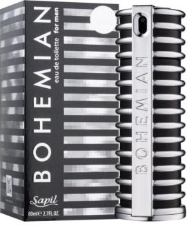 Sapil Bohemian Eau de Toilette für Herren 80 ml