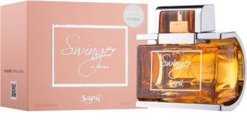 Sapil Swinger Eau de Parfum for Women 80 ml