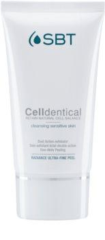 SBT Celldentical reinigendes Peeling-Gel Nicht parfümiert