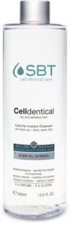 SBT Celldentical Mizellar-Reinigungswasser für empfindliche und irritierte Haut