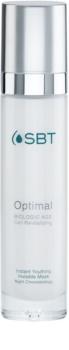 SBT Optimal obnovující noční krémová maska proti příznakům stárnutí