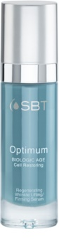 SBT Optimum sérum facial reafirmante anti-idade