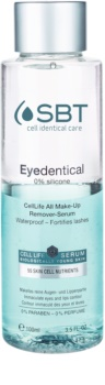 SBT Celldentical Eyedentical desmaquilhante de olhos para a maquilhagem à extra prova de água