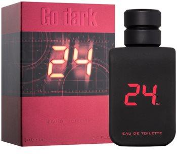 ScentStory 24 Go Dark Eau de Toilette für Herren 100 ml
