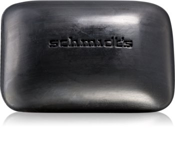 Schmidt's Activated Charcoal čisticí tuhé mýdlo