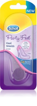 Scholl Party Feet Heel Shields Gel Pads For Heels