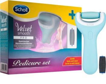 Scholl Velvet Smooth Pro set cosmetice II.