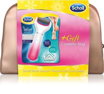 Scholl Velvet Smooth coffret IV. para mulheres